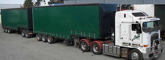 Transport Companies in Perth, Our Services, Sykes Transport